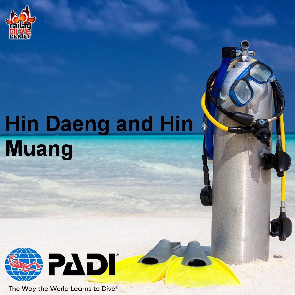 Hin Daeng and Hin Muang
