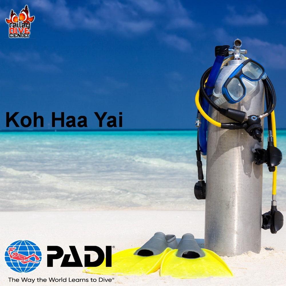 Koh Haa Yai Scuba Diving