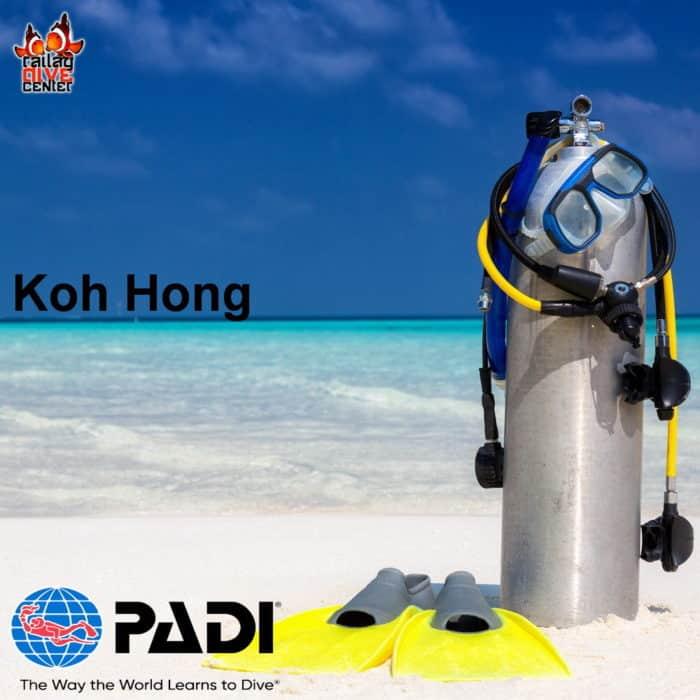 Koh Hong Scuba Diving