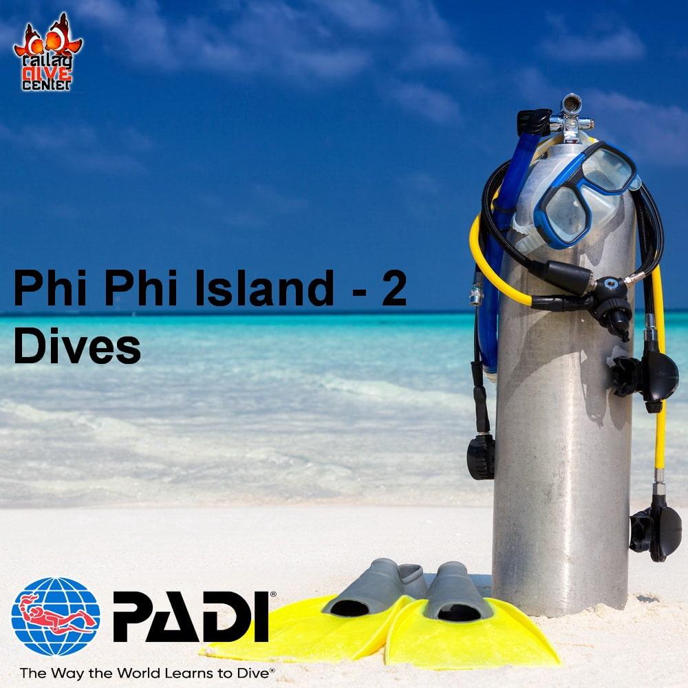 Phi Phi Island - 2 Dives