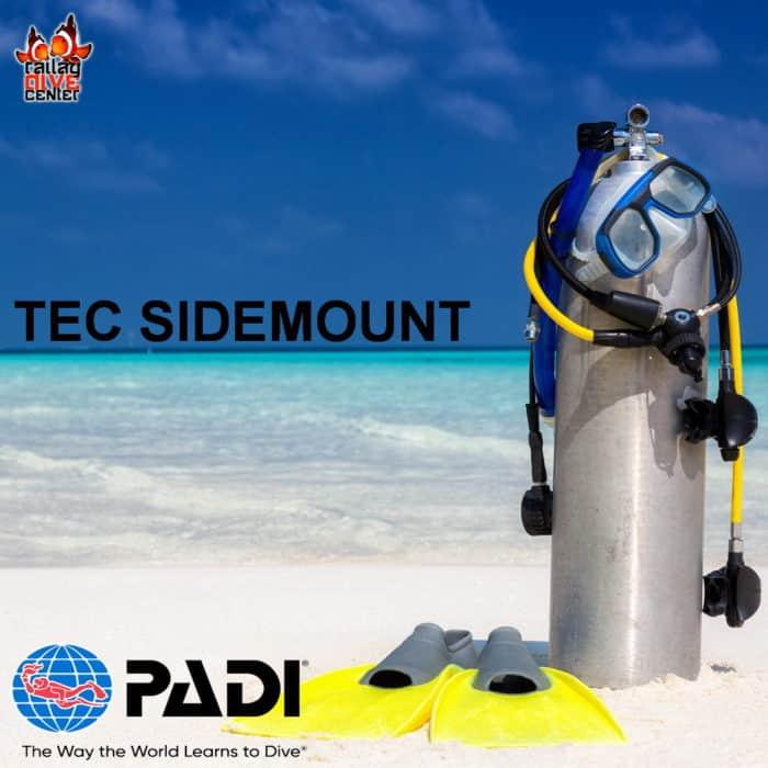 TEC Sidemount Course